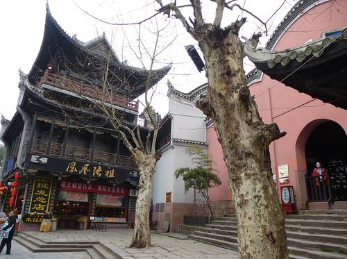 Hunan13-Fenghuang-Ville-Rive Nord (68)