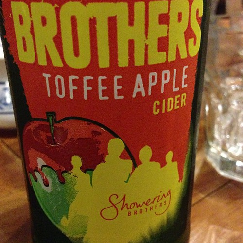 My favourite #cider! An apple a day keeps the Dr away!