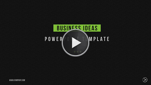 Business Ideas Powerpoint Template