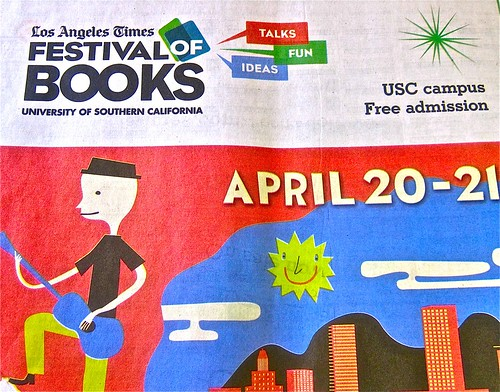 L.A. Times Festival of Books Coming to USC!