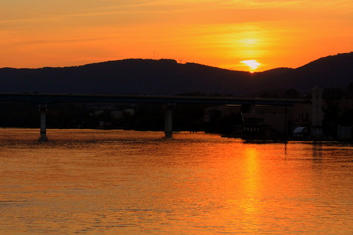 A Chattanooga Sunset