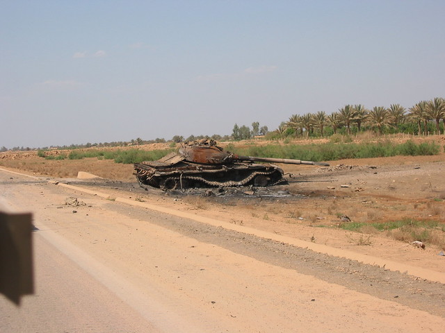 Road to Baghdad 4
