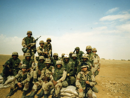 Gulf War syndrome 1