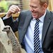 Adam Henson officially opens Kirkley Hall Zoological Gardens