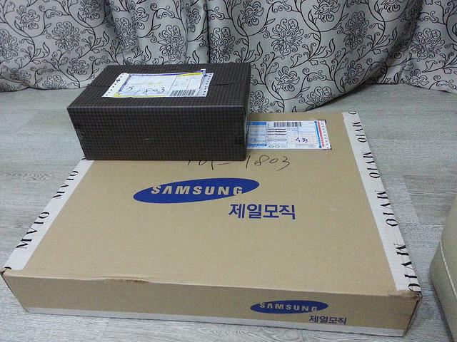 韓國MVIO西裝開箱