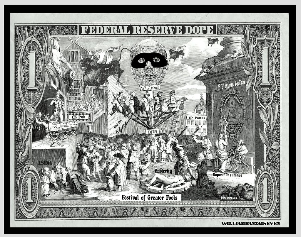 FEDERAL RESERVE DOPE