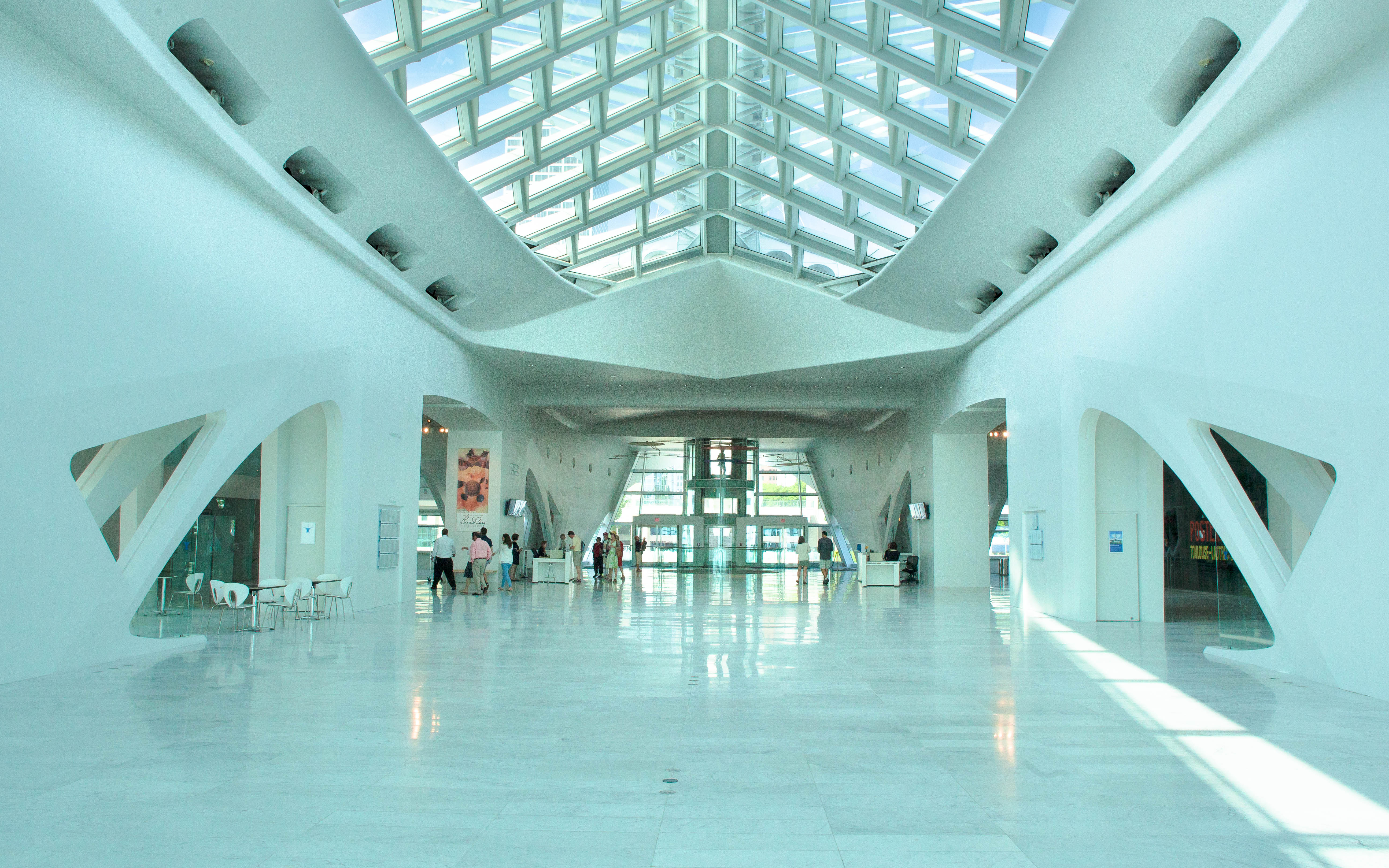 50 Exquisite PHOTOS of Milwaukee Art Museum, A Must See ...