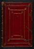 Binding of Cicero, Marcus Tullius: Epistolae ad familiares
