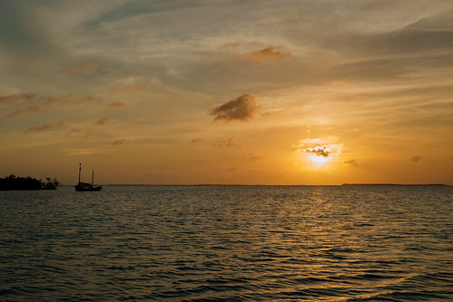 sunset keys day florida cloudy everglades nestkey