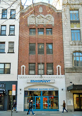 Fillmore East Exterior Present Day