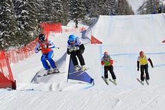 Jirka Čech bramborový na Mistrovství světa juniorů ve skicrossu!