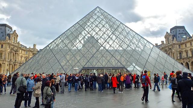 Europe 2013 | Musée du Louvre @ Paris, France