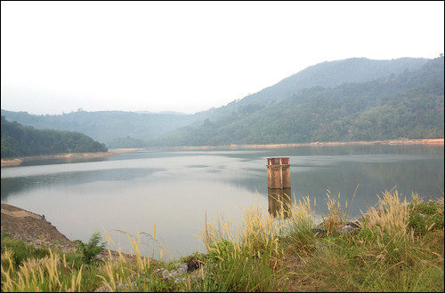 At Bang Wad Reservoir