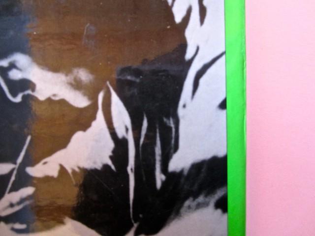 Stephen Spender. Un mondo nel mondo. Il Mulino 1992. Sovracoperta di Alberto Bernini. Prima di sovracoperta (part.), 2