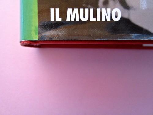 Stephen Spender. Un mondo nel mondo. Il Mulino 1992. Sovracoperta di Alberto Bernini. Prima di sovracoperta (part.), 3