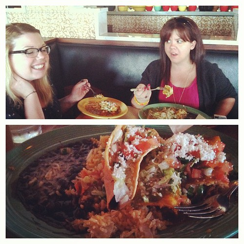 We enjoyed some phenomenal Mexican food in Santa Barbara on our last day in CA.