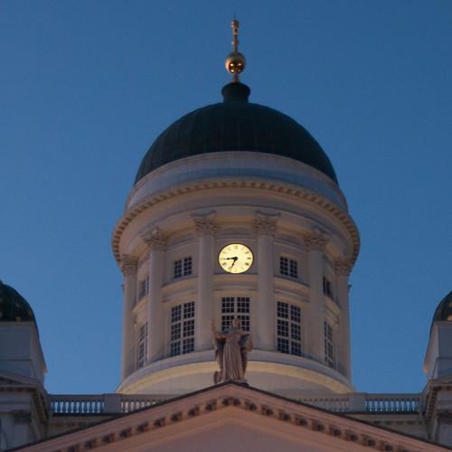 Helsinki Cathedral - 5D MKII 100% Crop