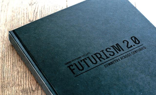 Futurism 2.0 Book.