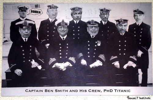 CAPTAIN BEN SMITH AND HIS CREW by WilliamBanzai7/Colonel Flick