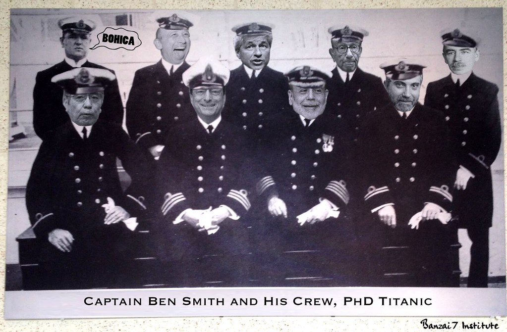 CAPTAIN BEN SMITH AND HIS CREW