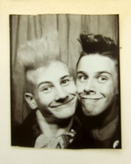 Happy Psychobilly's - Ribs & Me - Early 1984