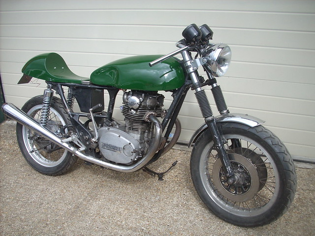 Xs Cafe Racer