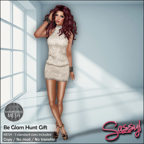 Be Glam Hunt Gift