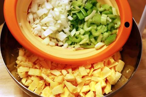 美式奶油瓜濃湯 Butter Squash Soup 3