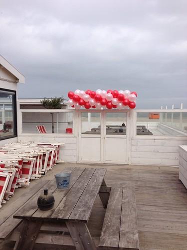 Ballonslinger The Bing Hoek van Holland