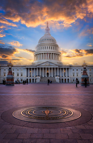 sunset building photoshop dc washington day unitedstates cloudy capital arc congress government legislature compass photomatix unifiedcolor promotecontrol ericbwalker premierehdr