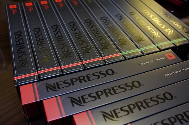 Nespresso 限量版咖啡膠囊Trieste和Napoli