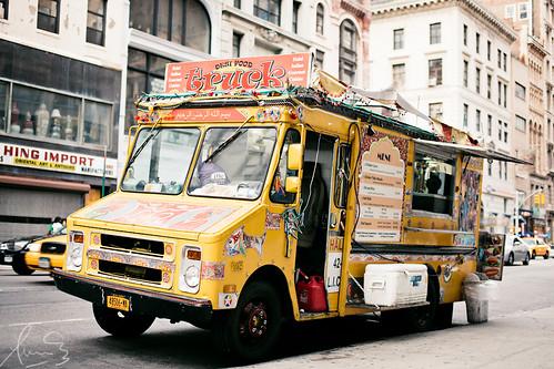 New York Food Truck