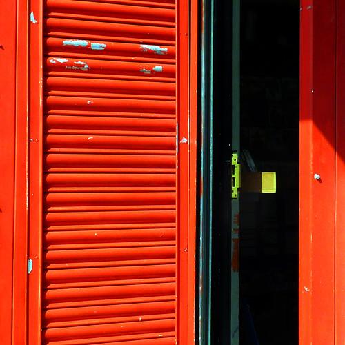 red door by pho-Tony