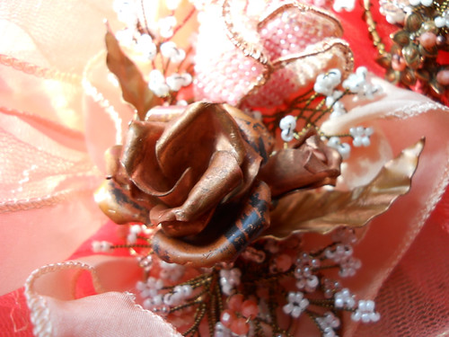 Close Up Finished Corsage