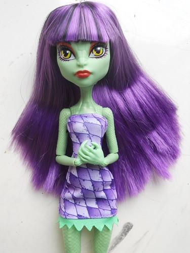 Yulia's new dolls