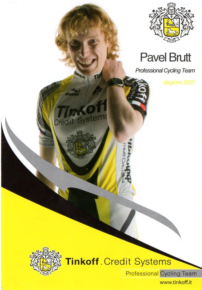 Pavel Brutt - Tinkoff 2007