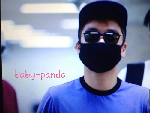 BIGBANG Departing Seoul to Osaka 2015-08-21 (5)