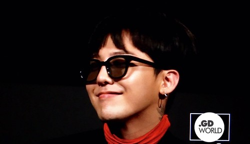 Big Bang - Movie Talk Event - 28jun2016 - GD World - 04