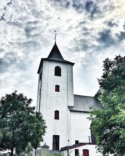 De kerk van Moregem