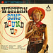 Western Song Round Up by Jim Ed Blanchard