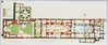 Archaeological plan of the Church of Mary (Ephesus, Turkey)