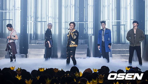 Big Bang - Mnet M!Countdown - 07may2015 - Osen - 02