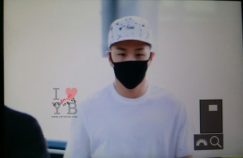Big Bang - Incheon Airport - 19jun2015 - Urthesun - 02