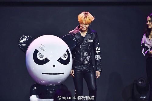 G-Dragon HIPANDA HQs Shanghai 2015-08-31 (81)