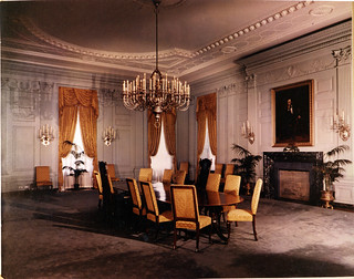 White House State Dining Room, 07/15/1952