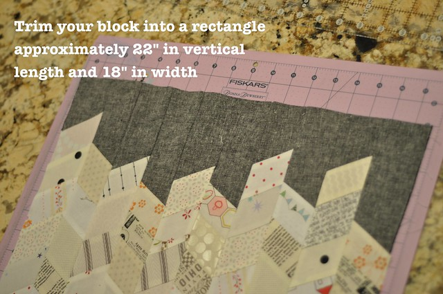 Tutorial Trim Block