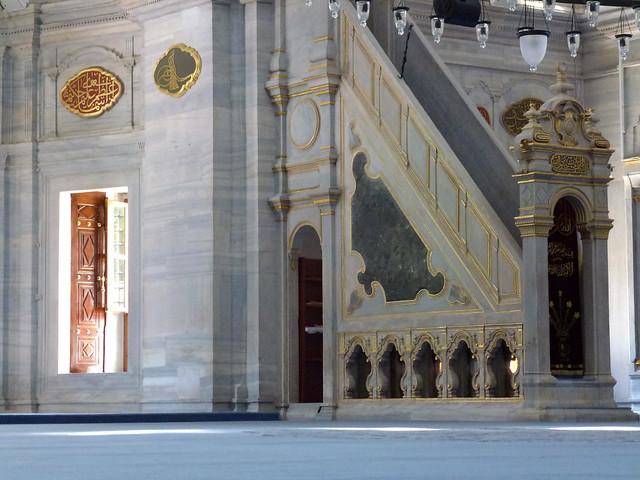 Turquie - jour 3 - Istanbul - 13 - Nuruosmaniye Camii
