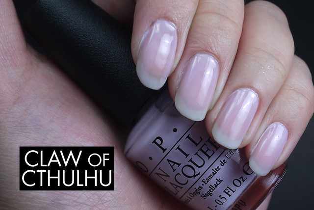 OPI Care To Danse? Swatch