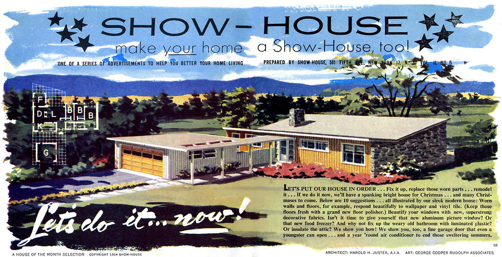 1955... put our house in order!
