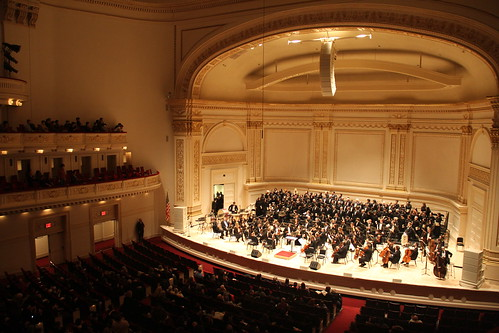 Carnegie Hall 2013